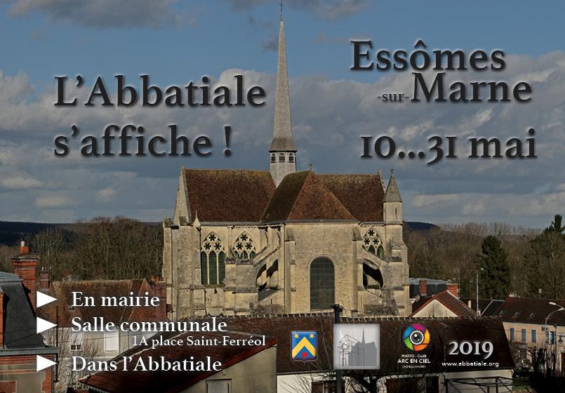 Exposition du Photo-Club de Château-Thierry du 10 au 31 mai 2019