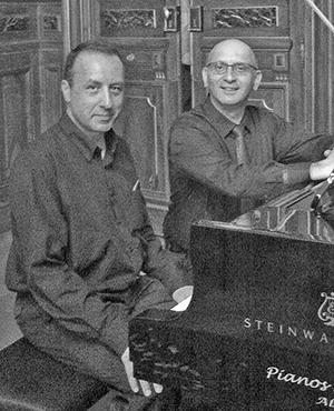 Guy Jaillot, pianiste-comédien – Olivier Fiat, pianiste
